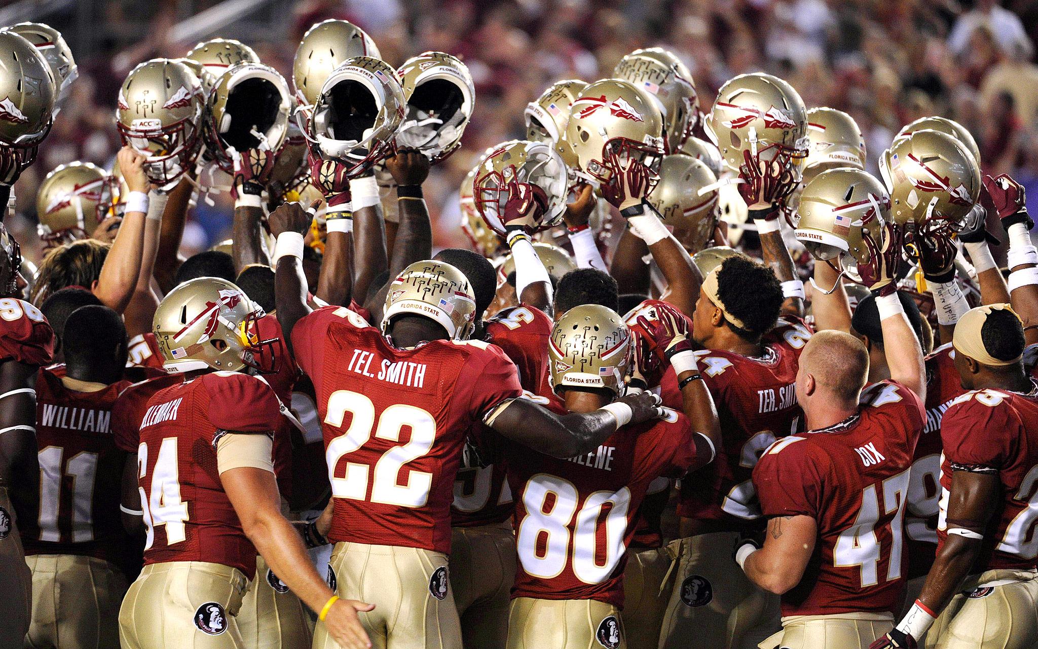 Florida State vs Clemson   ESPN 2048x1280