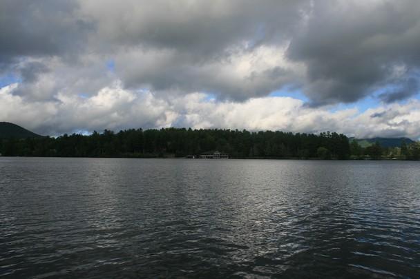 Serene lake at Lake Placid   Traveler Photo Contest 2011   National 608x405