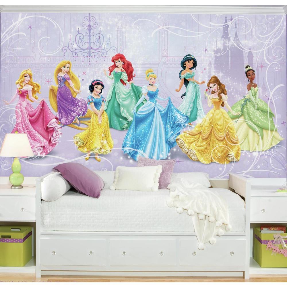 Princess Royal Debut Wall Mural Prepasted Wallpaper Girls Decor eBay 1000x1000