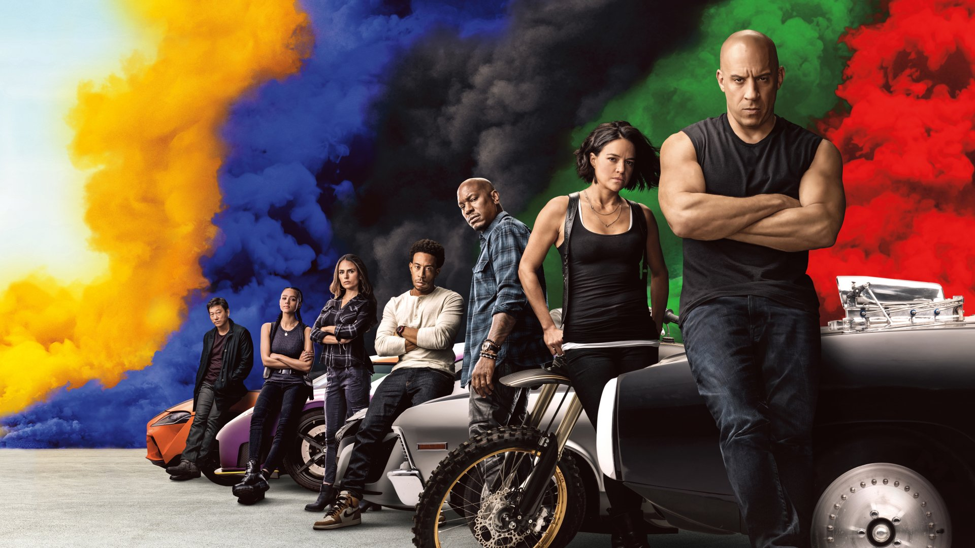 40 Fast Furious 9 HD Wallpapers Background Images 1920x1080