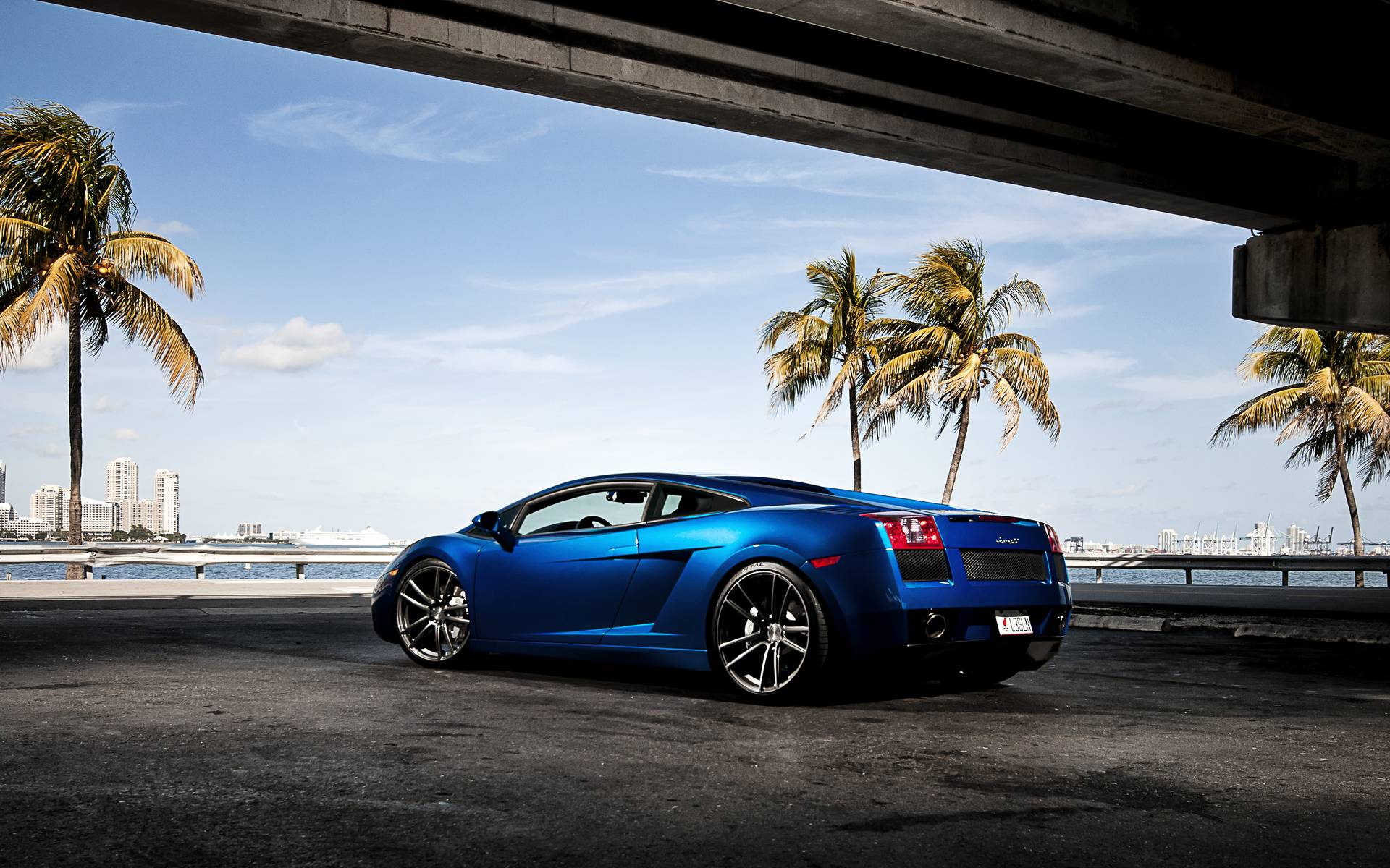 Wallpapers Lamborghini Gallardo 1920x1200