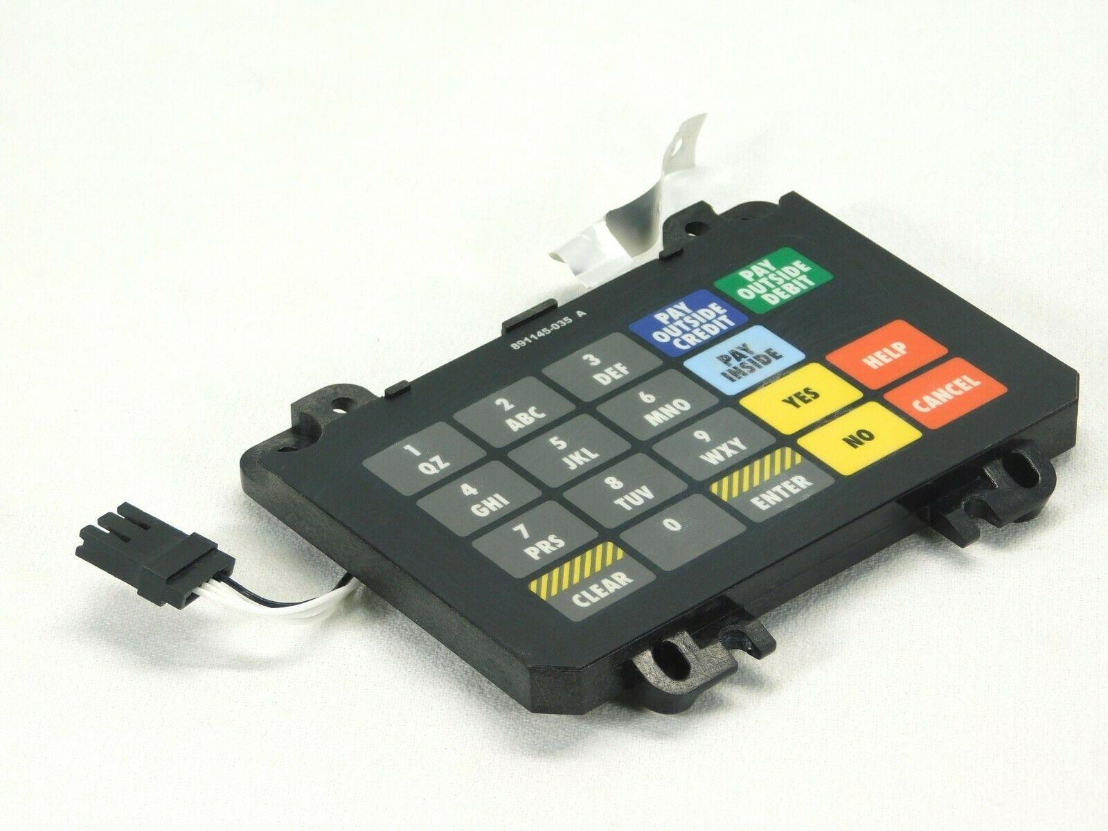Dresser Wayne 891256 035 Ovation Keypad for Conoco Guaranteed for 1600x1200
