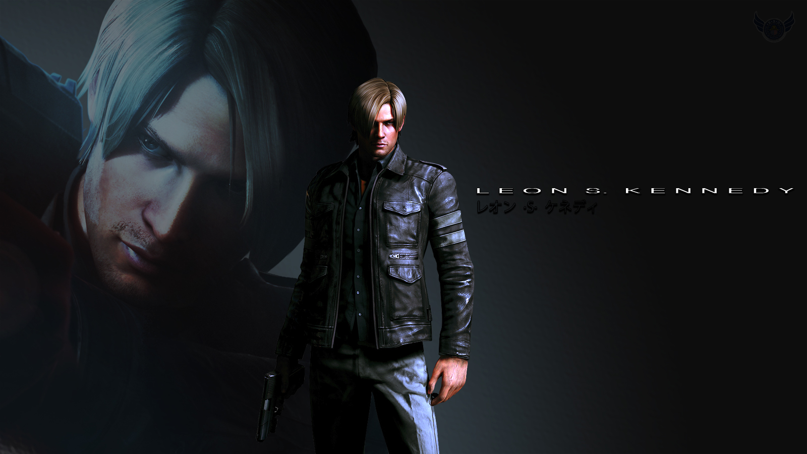 Free Download Resident Evil 6 Leon Wallpaper Wwwpixsharkcom Images