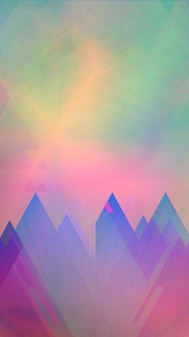 iOS 7 iPhone Wallpaper   Backgrounds   Pinterest