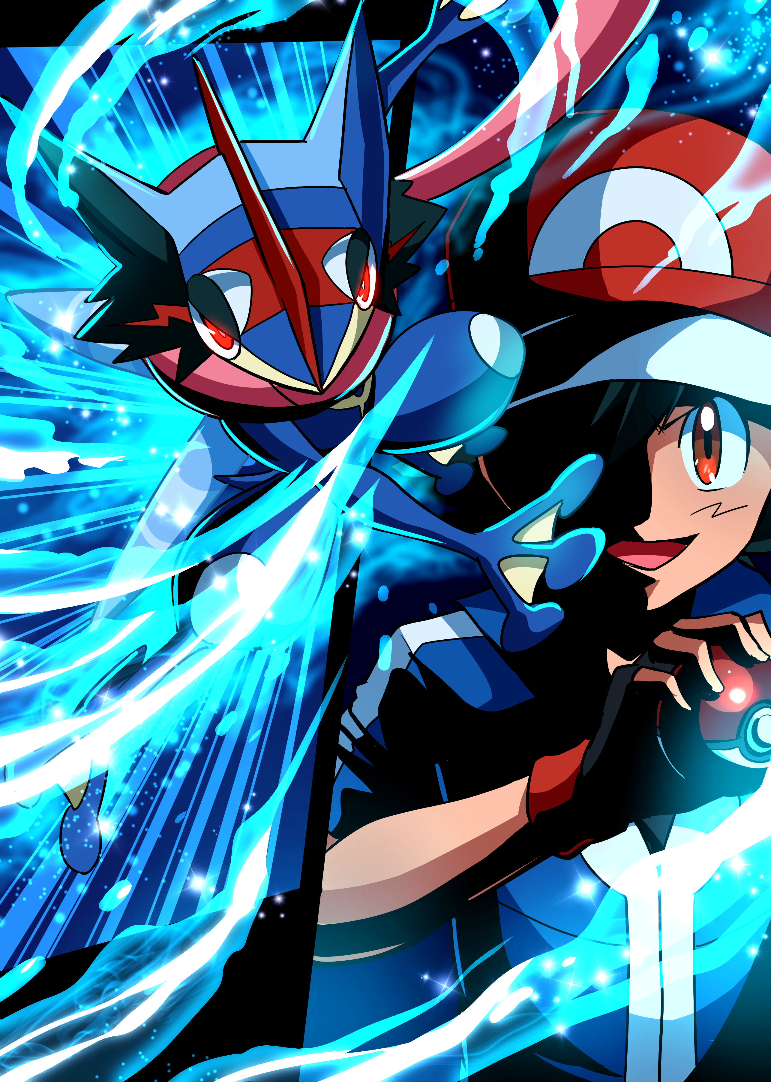 Pokemon x and y wallpaper iphone 2570x3603