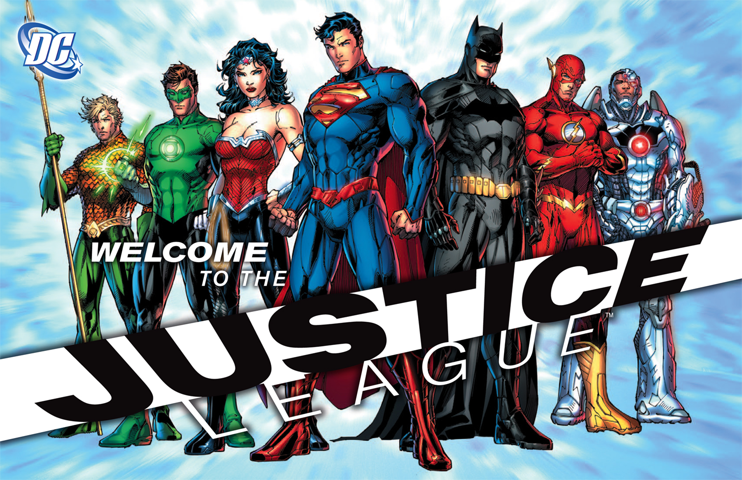 Free Download Justice League 1500x971 For Your Desktop Mobile
