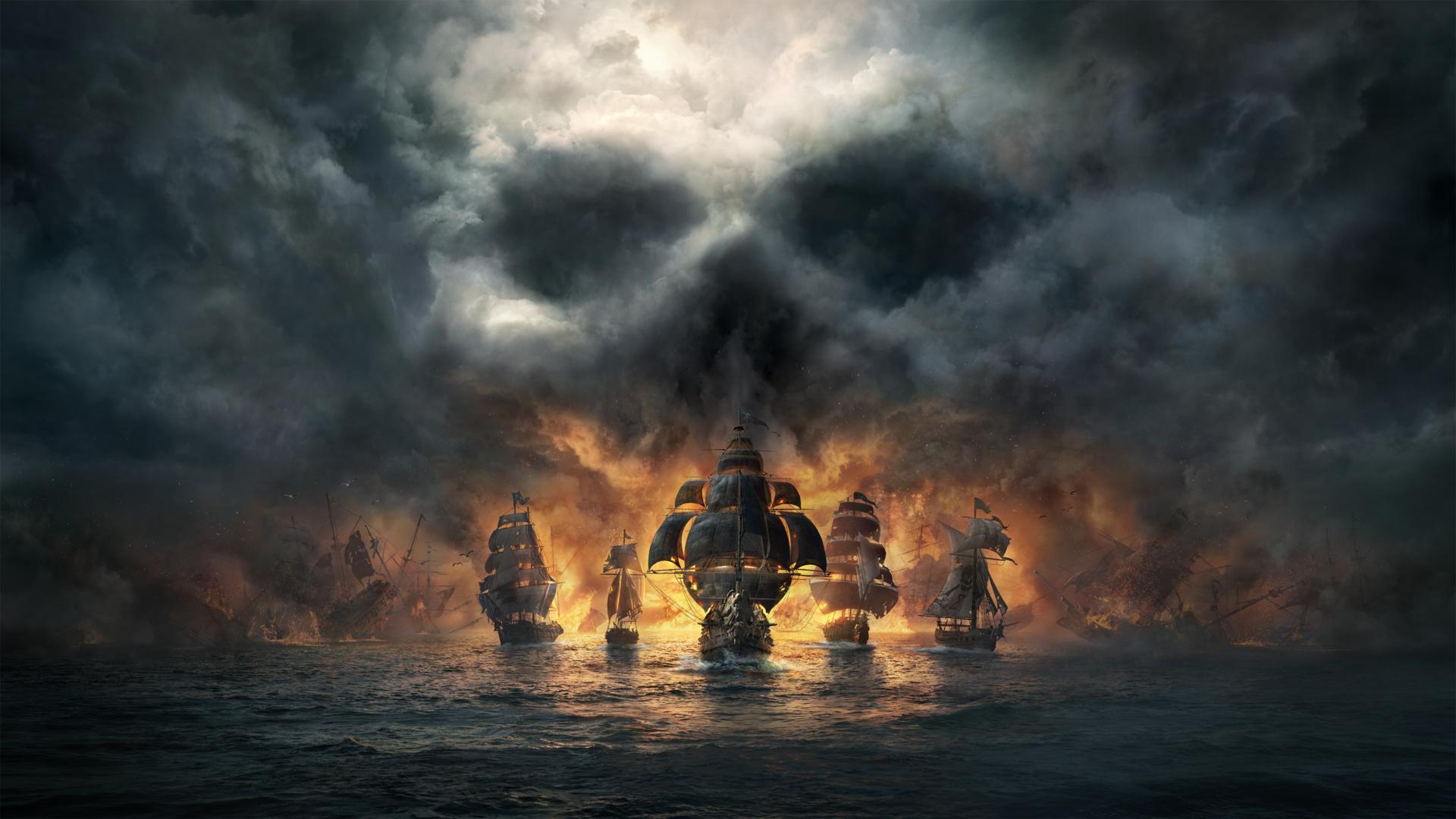 Pirate armada Wallpaper from Skull Bones gamepressurecom 1920x1080