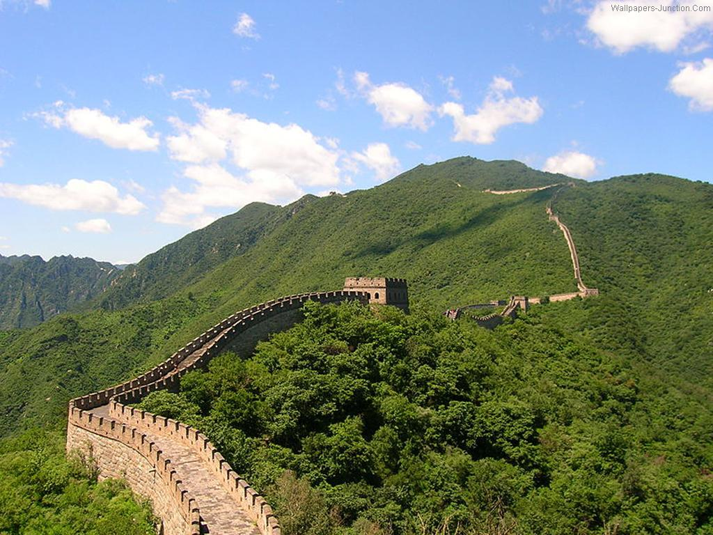 Great Wall Of China Wallpapers 1024x768