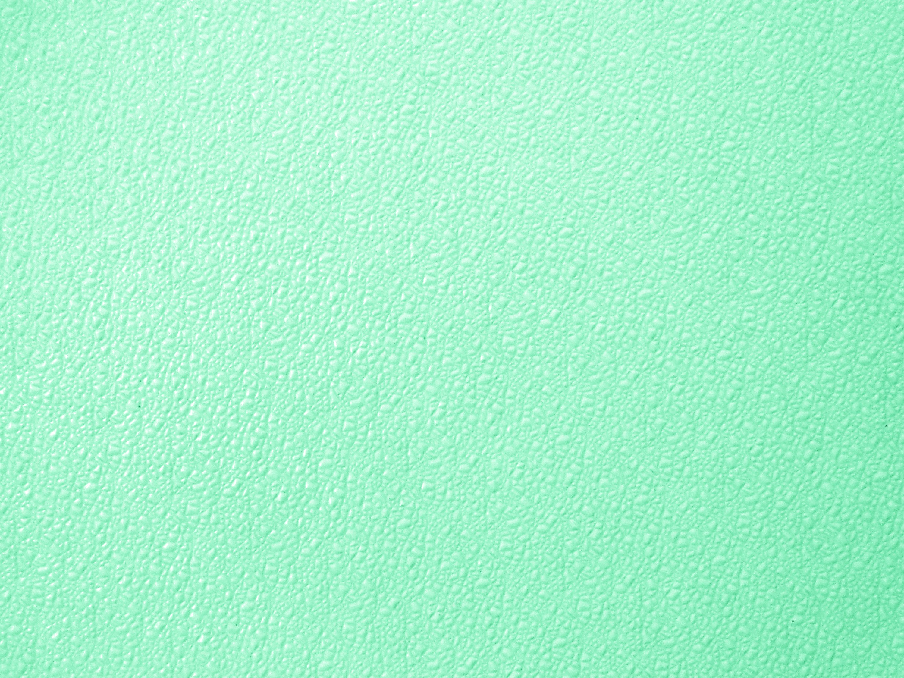 Mint Color Background Bumpy mint green plastic 3000x2250