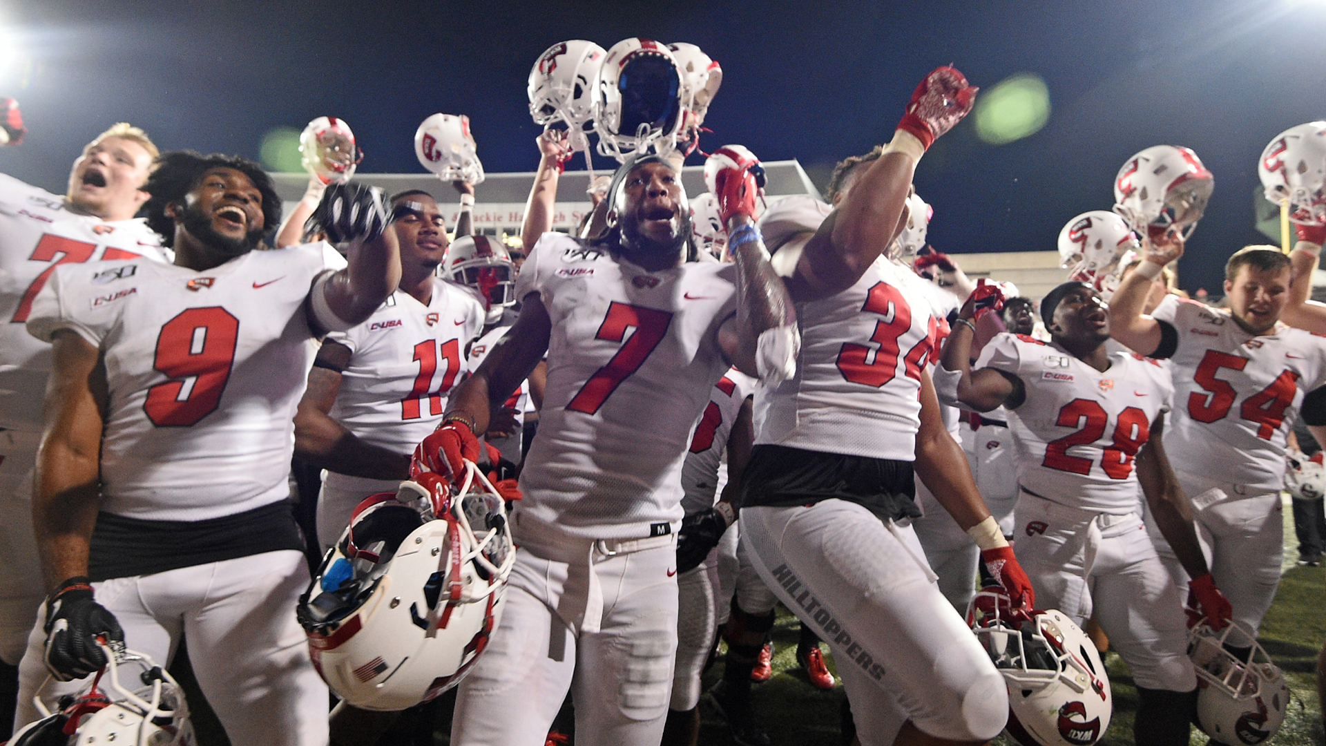 WKU Signs 4 to NLIs on National Signing Day to Round Out Class of 1920x1080