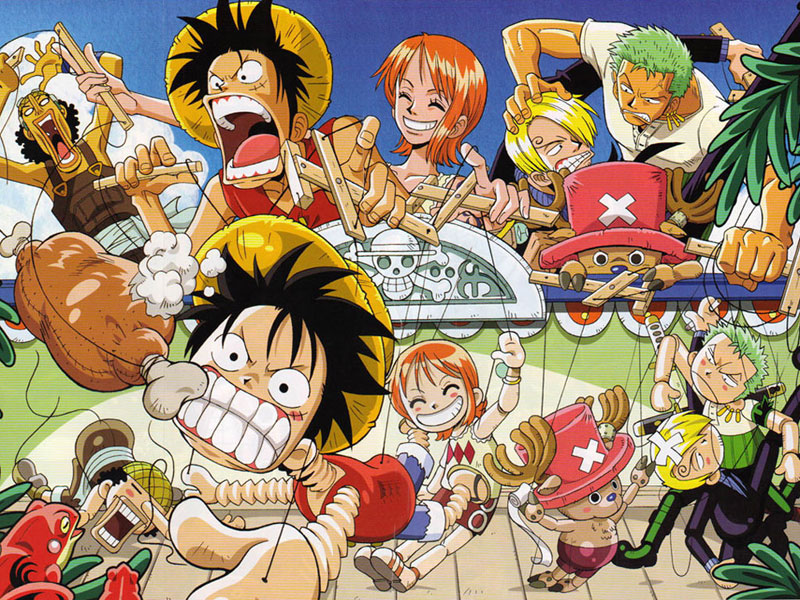 Responses to One Piece Wallpaper 800x600