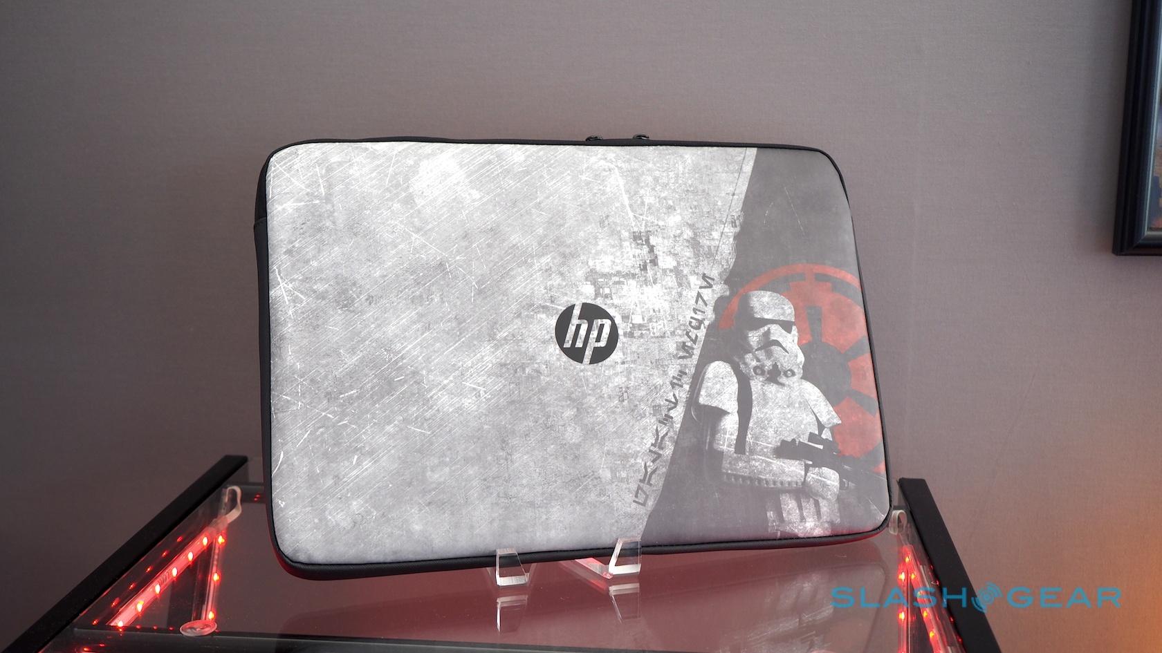 HP Star Wars Special Edition Notebook gallery   SlashGear 1680x945