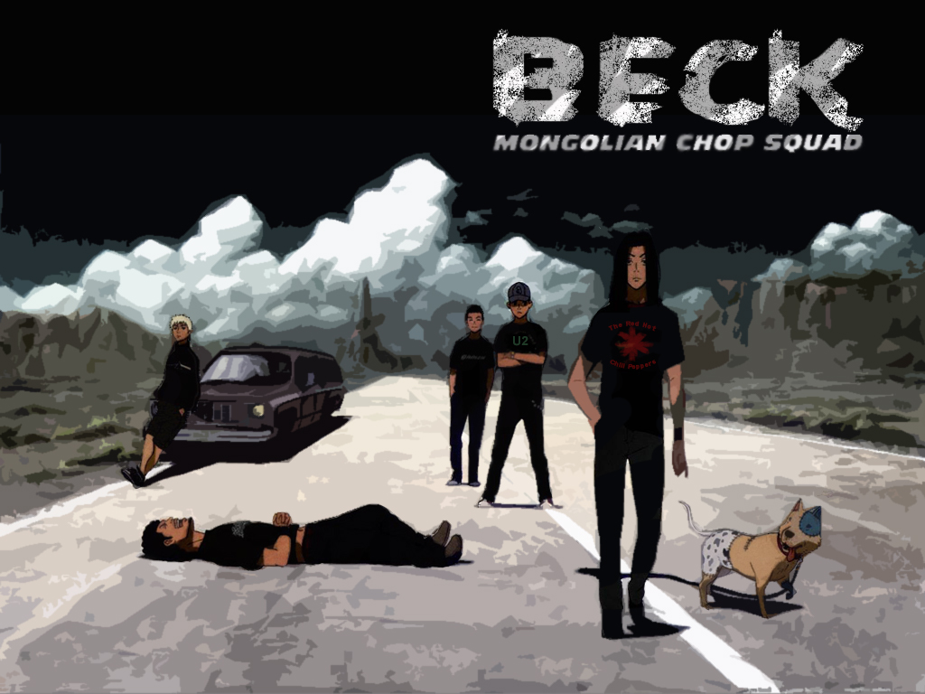 Beck Wallpaper VI by Sorasan 1024x768