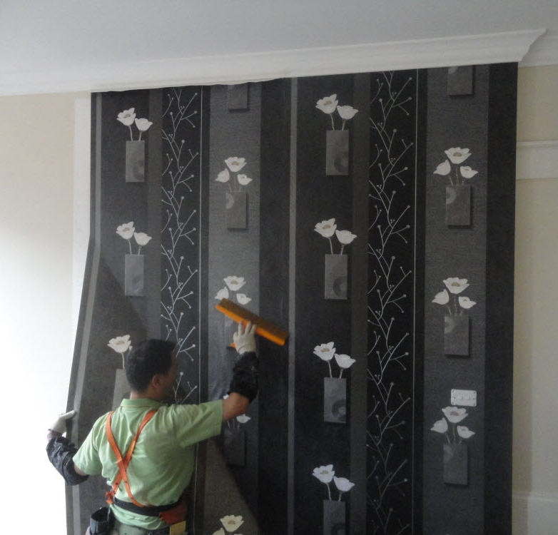 Cheapest Professional Wallpaper Installer in Singapore 782x750
