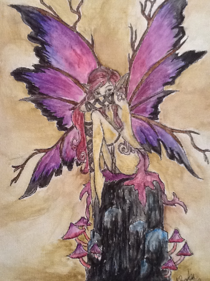 Amy Brown Fairies Wallpaper Amy brown  fairy by 2d or not 720x960