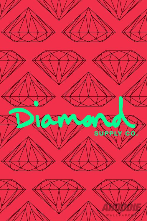 DIAMOND supply co via Tumblr We Heart It 499x750