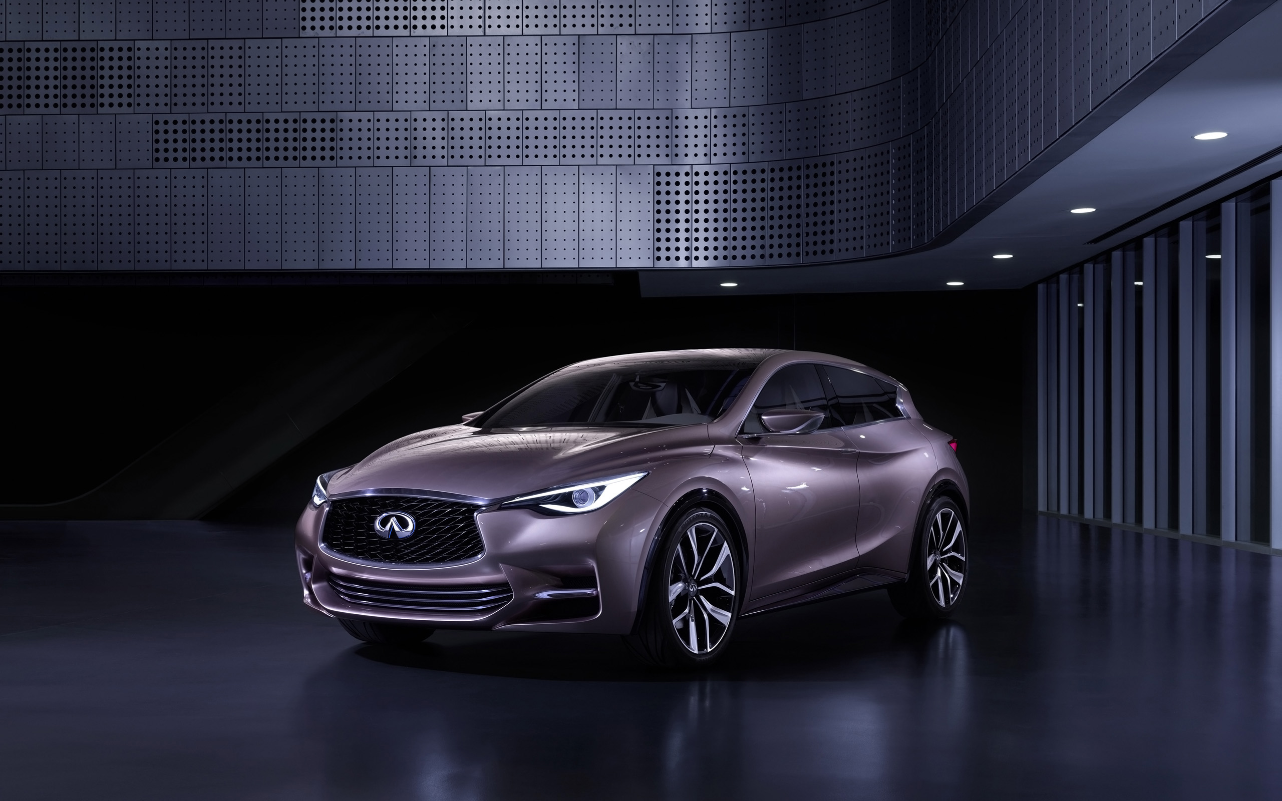 Infiniti Q30 Wallpapers and Background Images   stmednet 2560x1600
