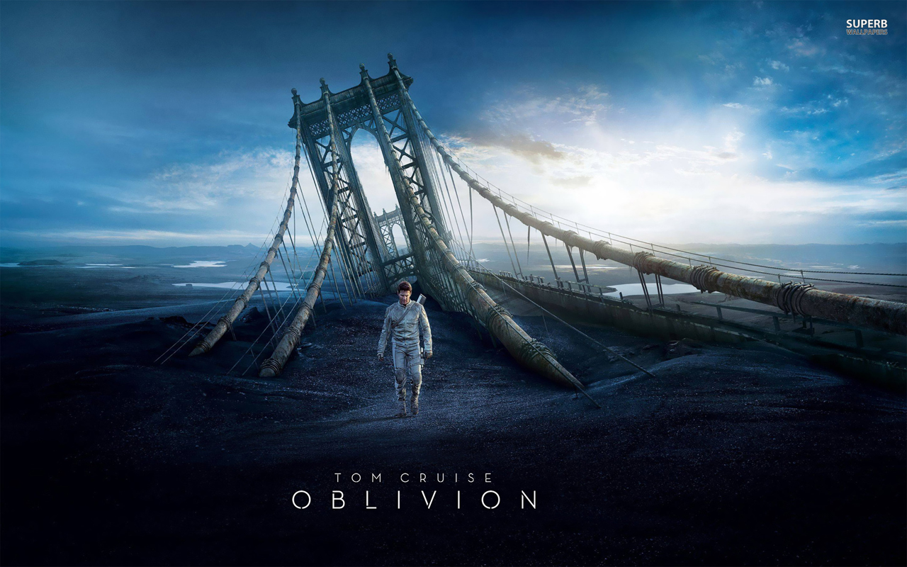 Download Tom Cruise Oblivion Movie Wallpapers 1280x800