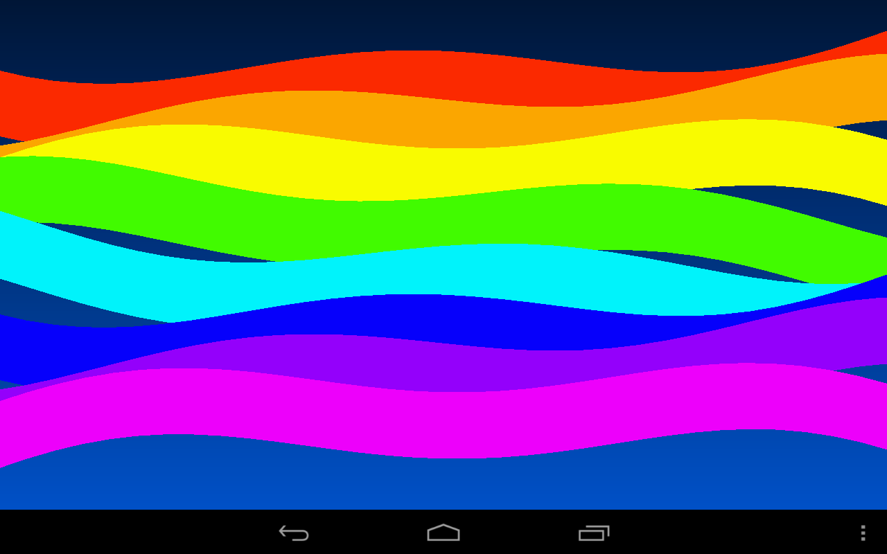 Abubu waves live wallpaper   Android Apps on Google Play 1280x800