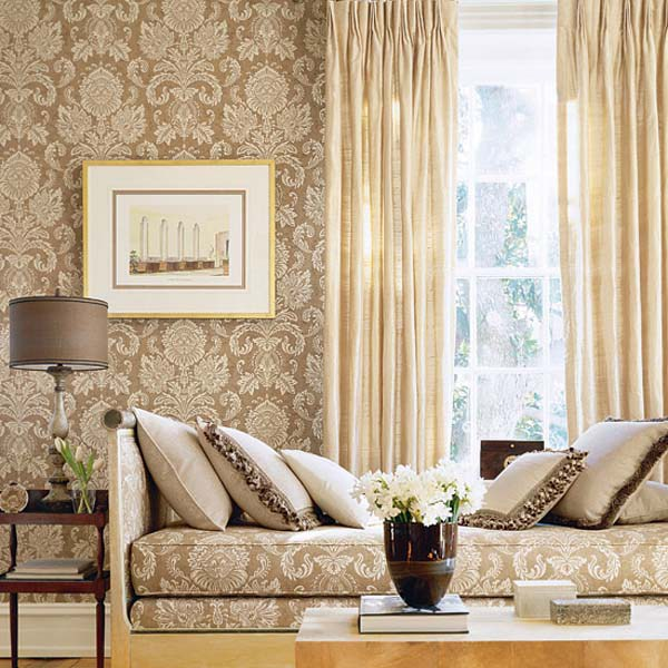 wallpapers home decor 2015   Grasscloth Wallpaper 600x600