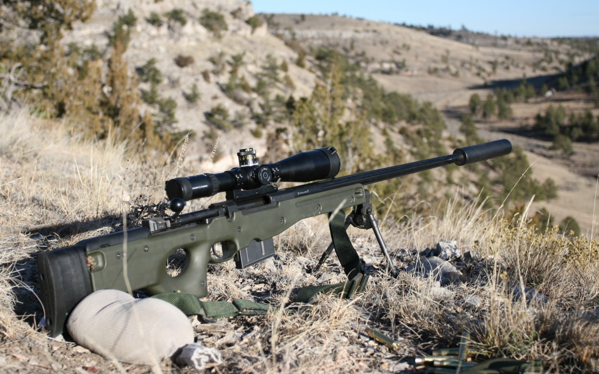 Sniper Rifles Pictures to pin 1920x1200