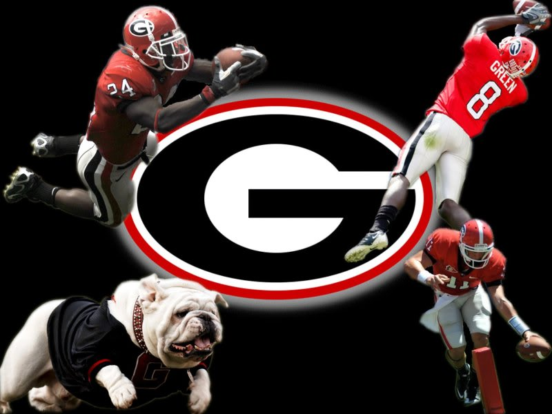 Georgia Bulldogs Football Wallpaper 1st go at a uga wallpaper 800x600