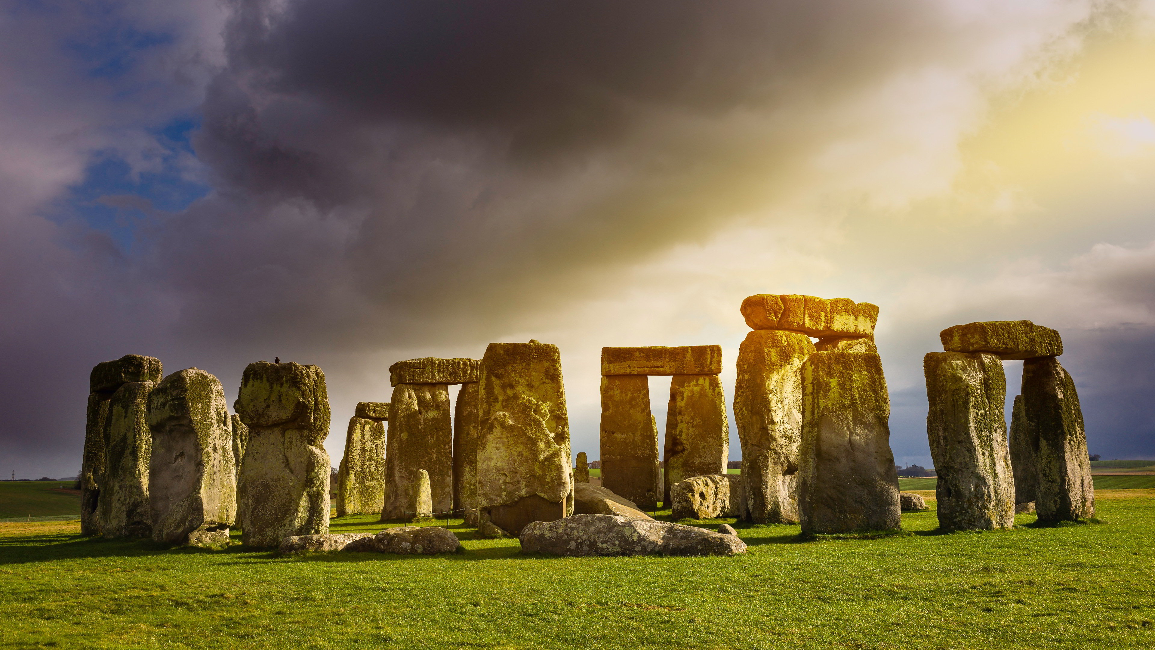 Stonehenge Wallpapers Full HD 84AYKR7   4USkY 3840x2160