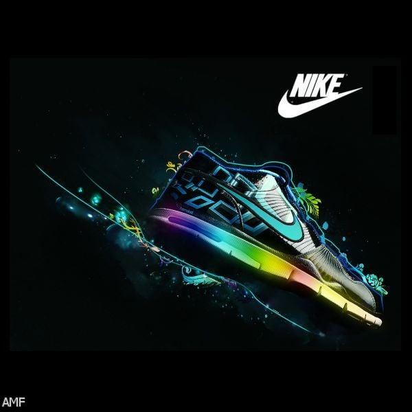 Cool Rainbow Nike Logo Wallpaper 2015 2016 Fashion Trends 2015 2016 600x600