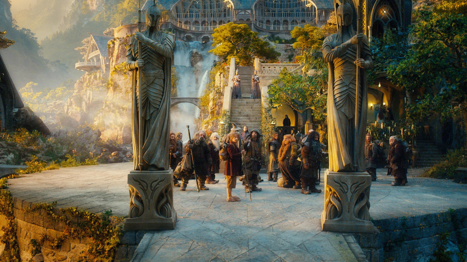 The Hobbit An Unexpected Journey 2 Wallpapers HD Wallpapers 1920x1080