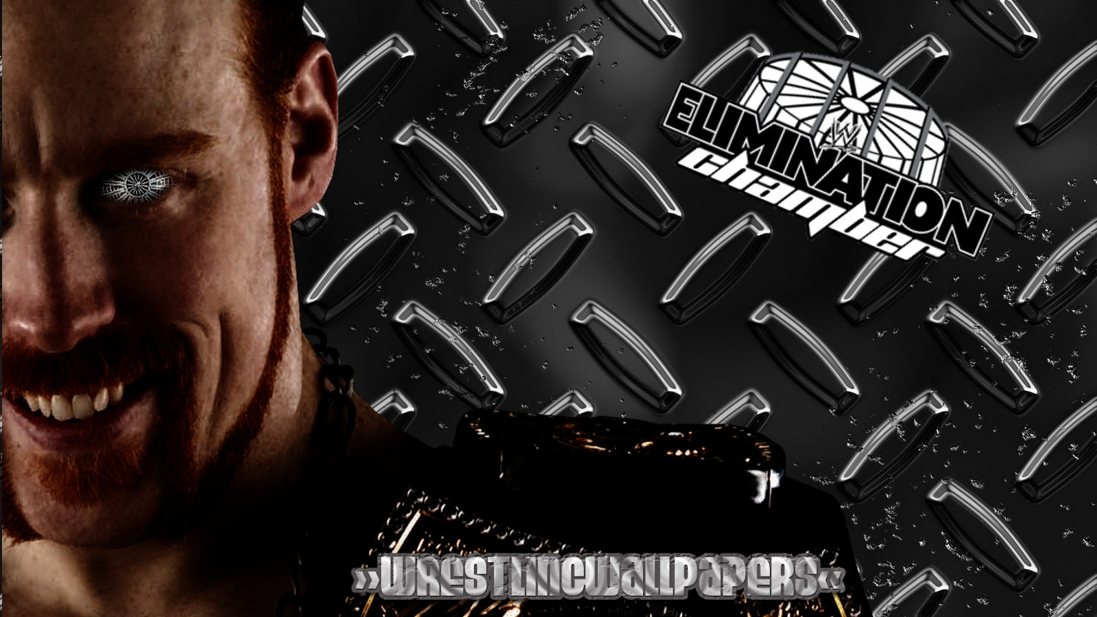 WWE Elimination Chamber 2012 Wallpaper Wrestling Wallpapers 1600x900