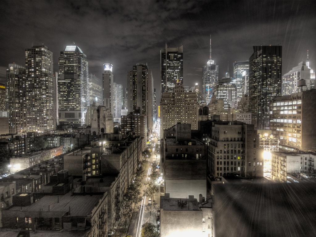 1024x768 New York City desktop PC and Mac wallpaper 1024x768