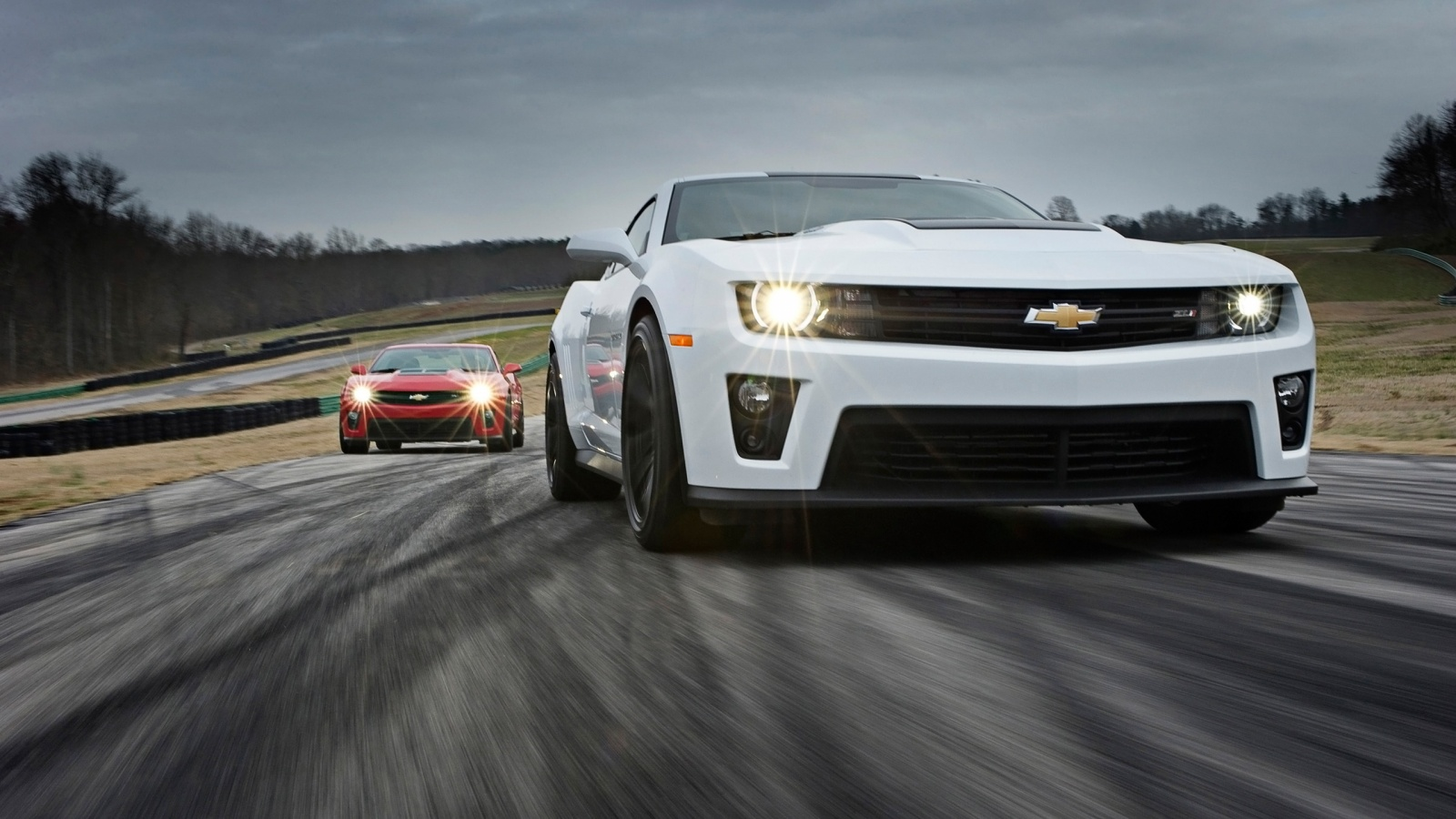 Camaro Zl1 Wallpaper submited images 1600x900