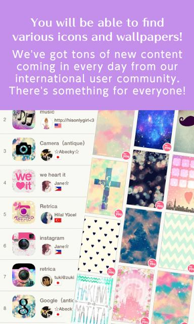 icon wallpaper CocoPPa Review Android App Playboard 384x640