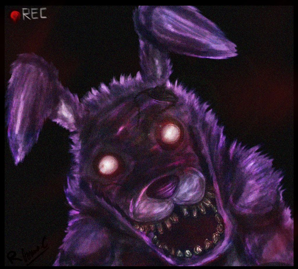 Scary FNAF Wallpaper