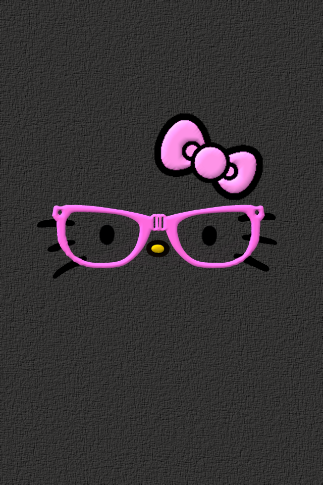 Nerd Hello Kitty Wallpaper Wallpapersafari