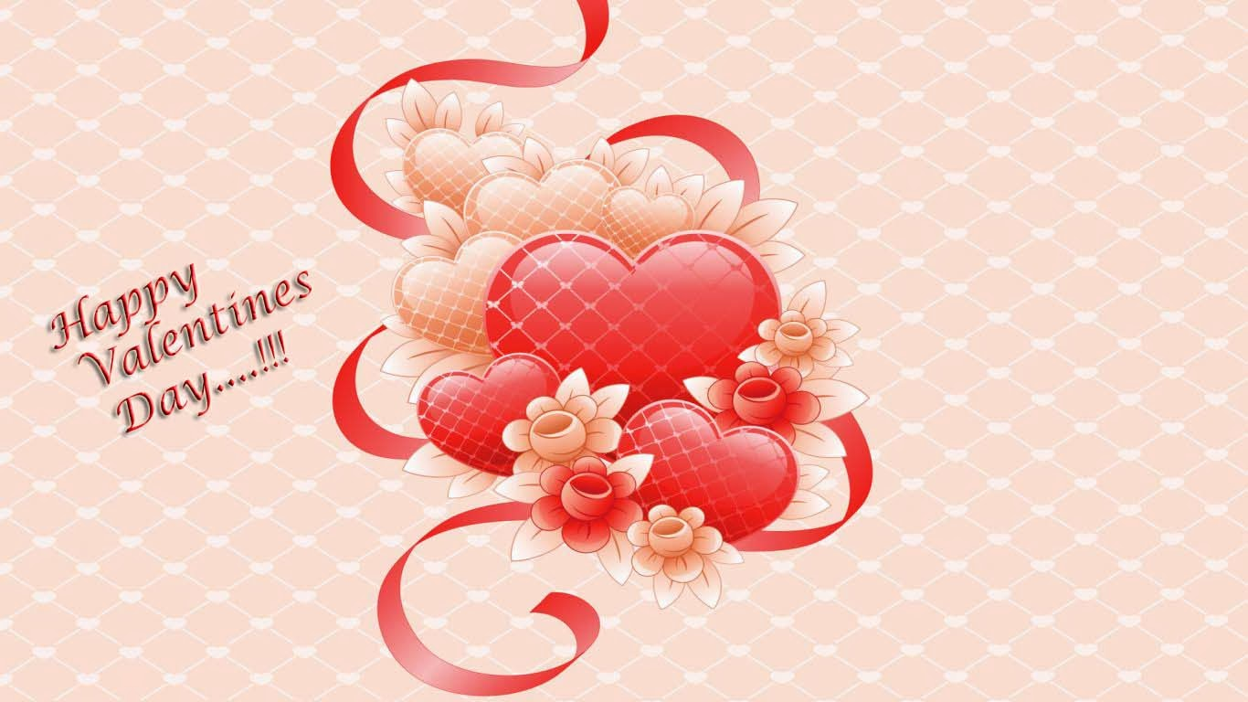Cute Valentines Day Wallpapers 47 Valentines Day Android 1366x768