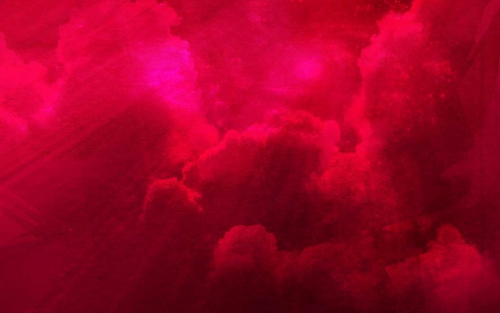 Abstract Cloudy Sky Burgundy Background tileabl 500x313