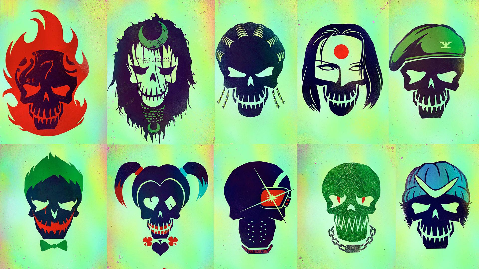 Suicide Squad Actors Desktop Wallpaper 1152 1920x1080 px 1920x1080