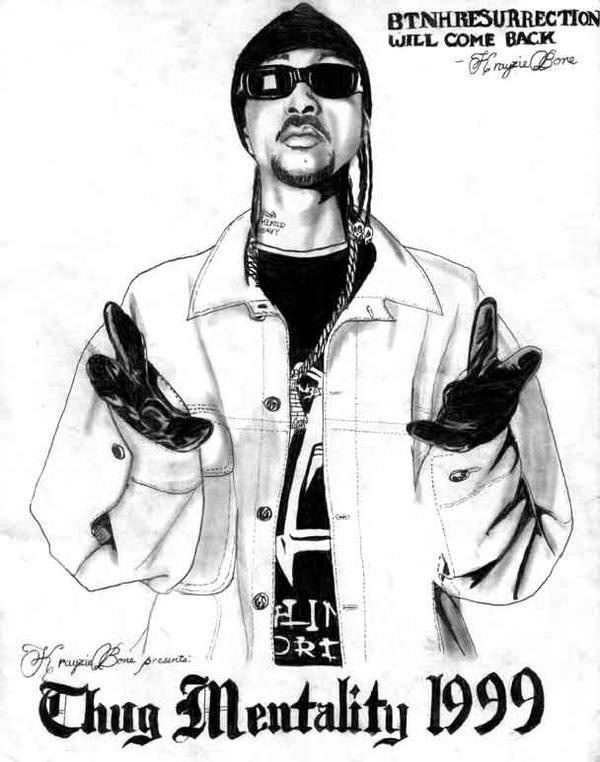 Go Back Pix For Krayzie Bone Wallpaper 600x762