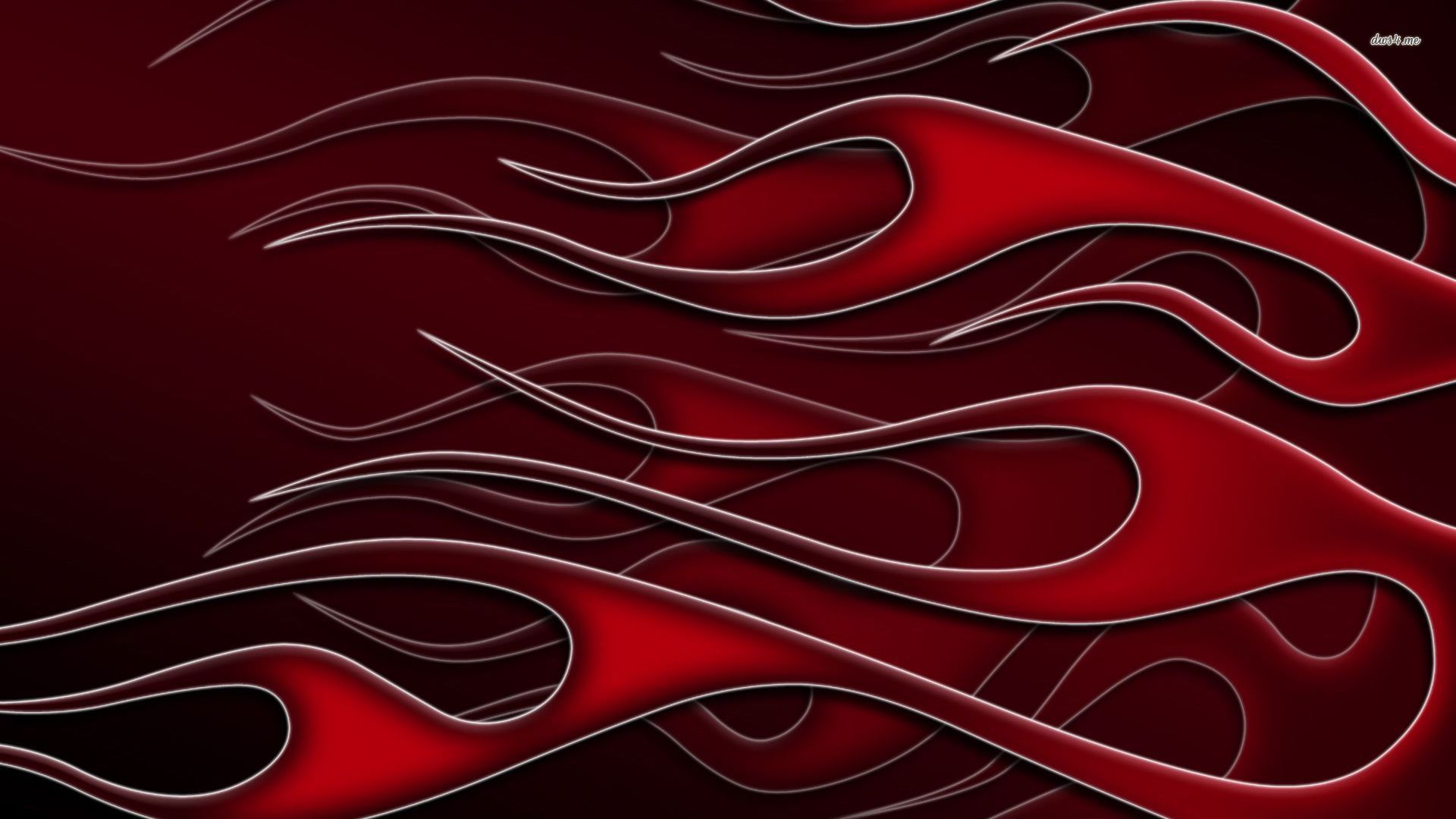 Red Flames wallpaper   Abstract wallpapers   5256 1920x1080