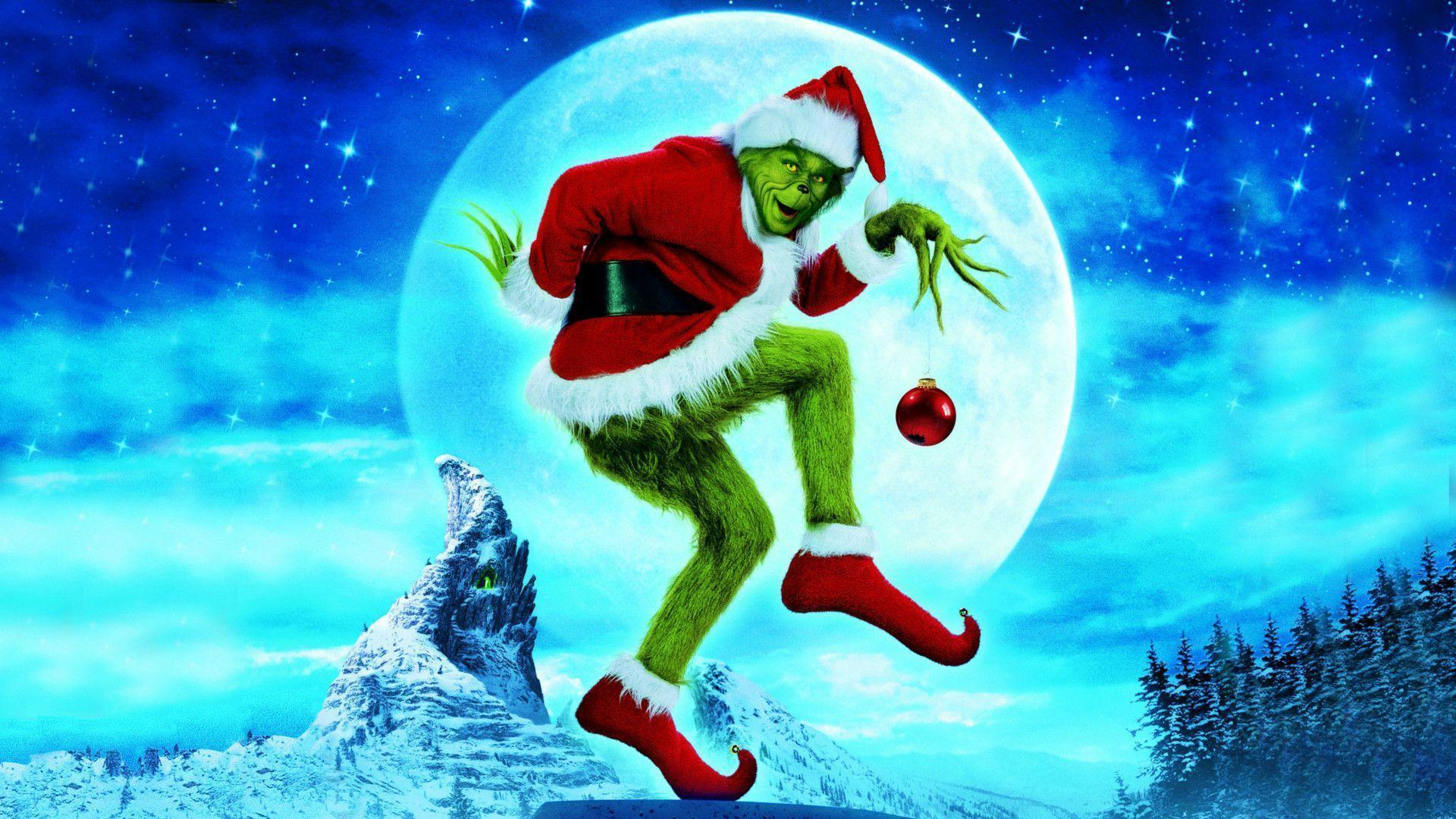 45 The Grinch Christmas Wallpapers   Download at WallpaperBro 1920x1080