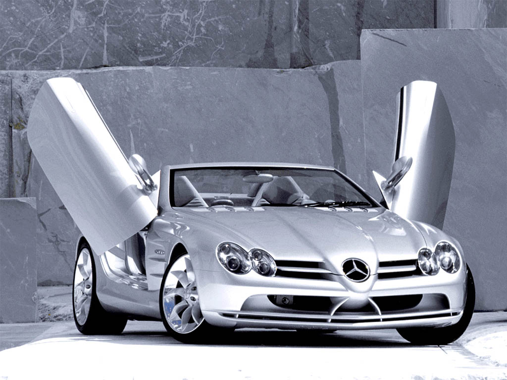 International Fast Cars Mercedes Benz Wallpapers 1024x768