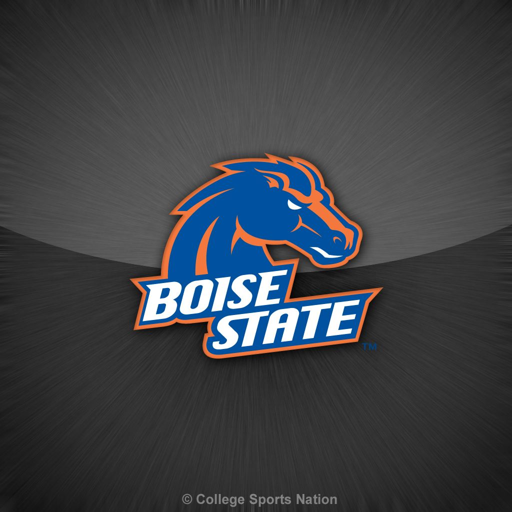 Boise State Iphone Wallpaper by nickfoshizal 1024 1024x1024