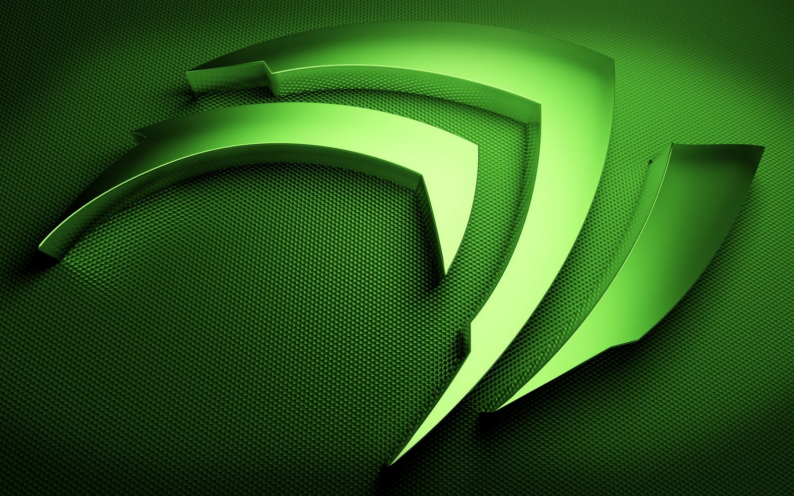 Hd wallpaper green - Nvidia Logo Full Hd Black And Green Wallpapers Download