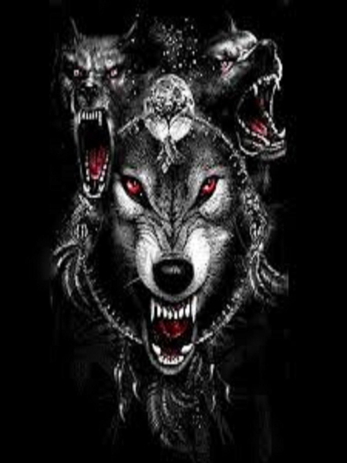 Free Download Wolf Lovers Place Images Dark Wolves Hd Wallpaper And Background 1200x1600 For Your Desktop Mobile Tablet Explore 24 Dark Wolves Wallpapers Dark Wolves Wallpapers Wolves Backgrounds Wolves Wallpaper