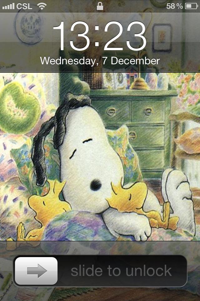 Free Snoopy Wallpaper For Ipad Wallpapersafari