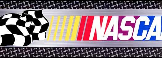 New   Black Checkered Nascar Wallpaper Border bunda daffacom 525x189
