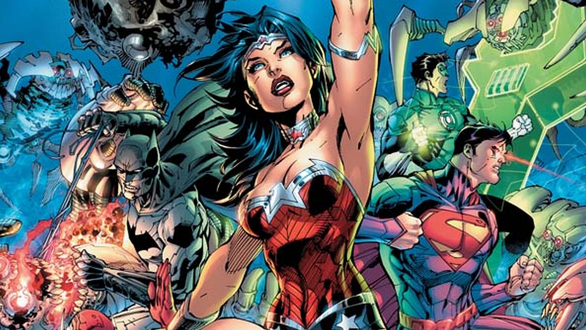 DC Comics HD Wallpapers 1920x1080