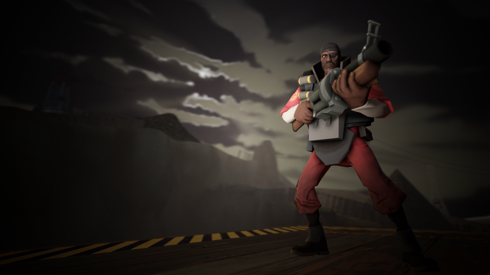download tf2 demoman wallpaper sfm by daliney watch fan art 1600x900