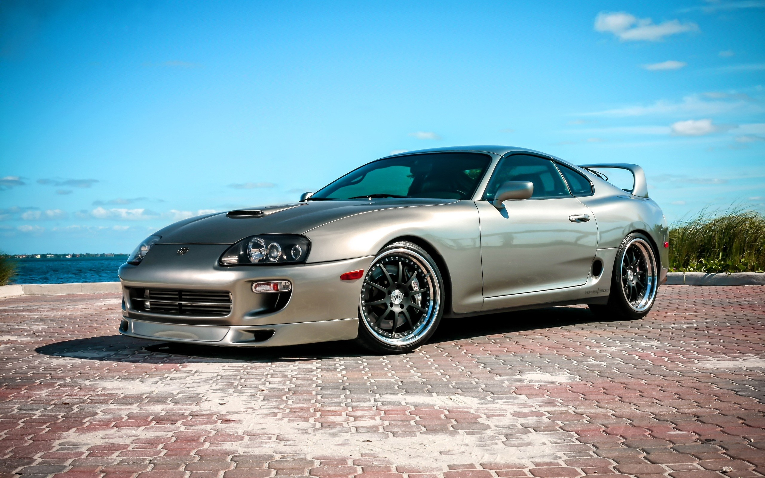 Toyota Supra Release >> Toyota Supra Wallpaper iPhone 5 - WallpaperSafari